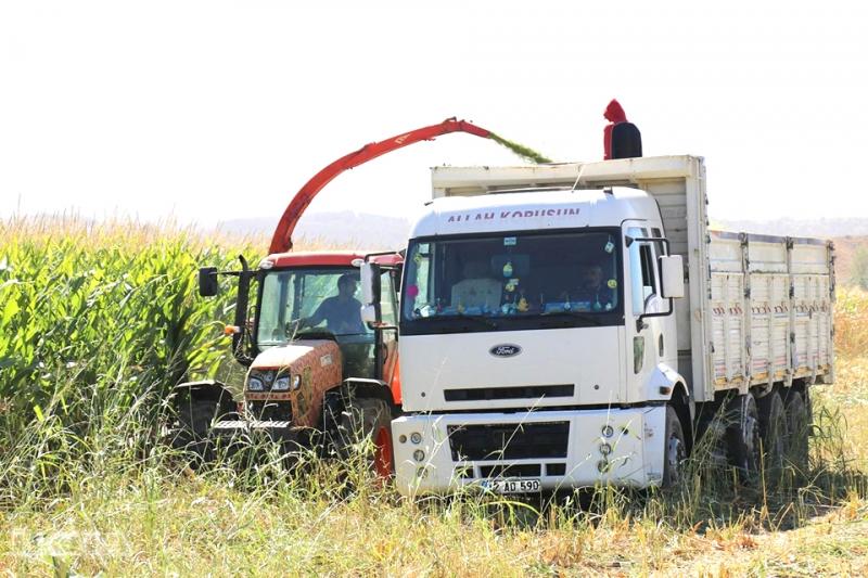 """""""Çiftçiler İkinci Ürünün Ekimi İçin Özendirilmeli"""""""