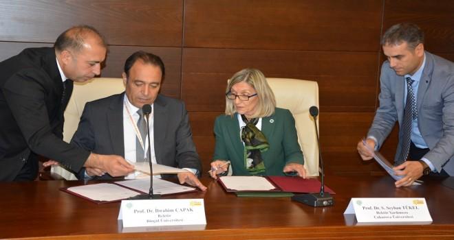 Çukurova Üniversitesi ile İşbirliği Protokolü