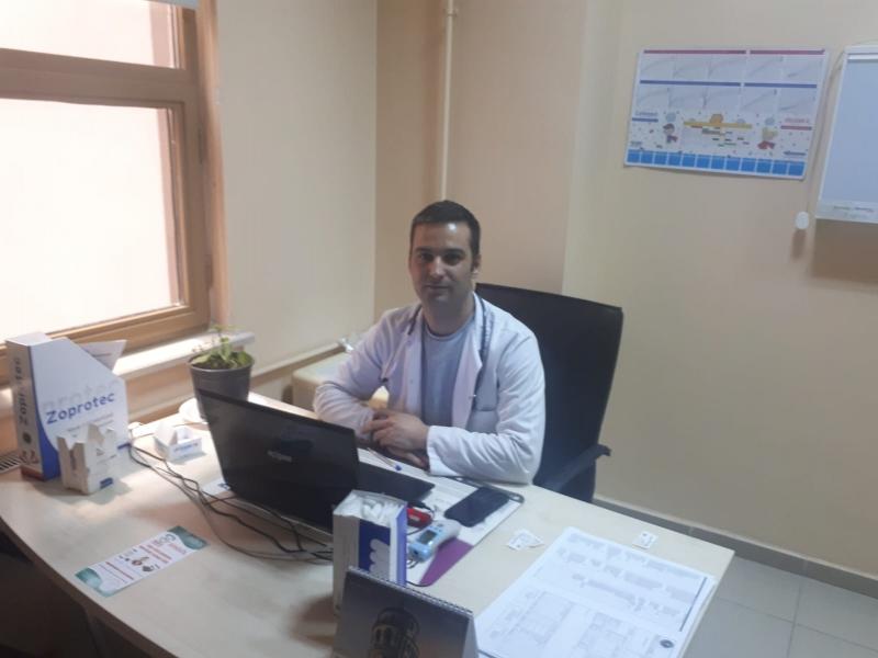 Devlet Hastanesinde Ağrı Polikliniği Açıldı