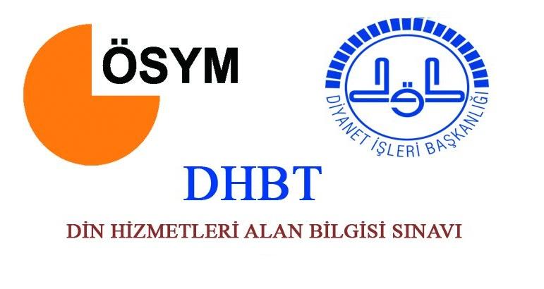 DHBT Sınava Giriş Belgeleri Açıklandı