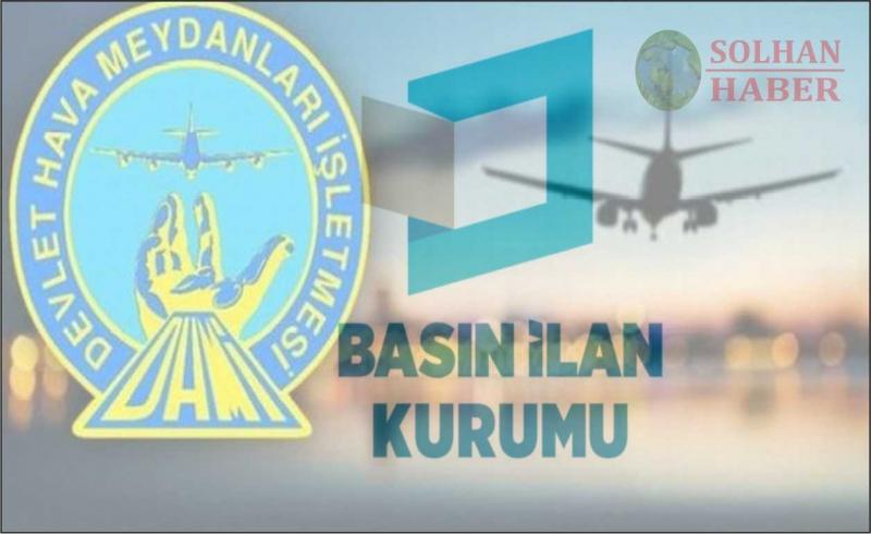 DHMİ Genel Müdürlüğüne 24 Personel Alınacak