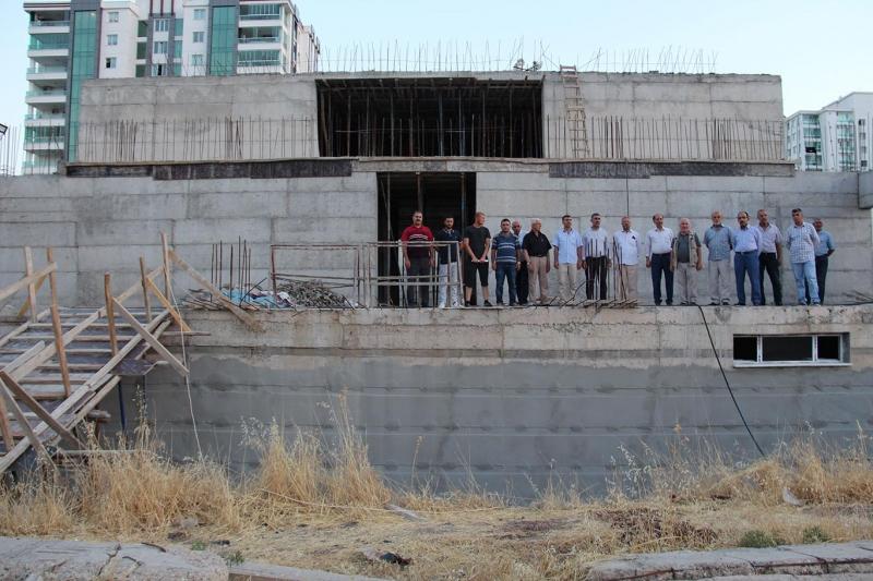 Diyarbakır Belediyesi 4 Camiyi Yıkma Kararı Aldı