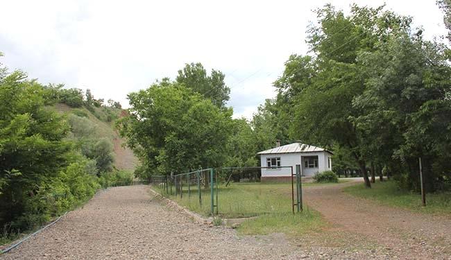 DSİ Parkı Mesire Alanı Olacak