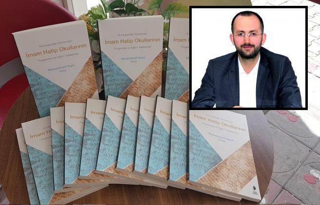 Eğitimci Yazar Tunç'un İkinci Kitabı Çıktı