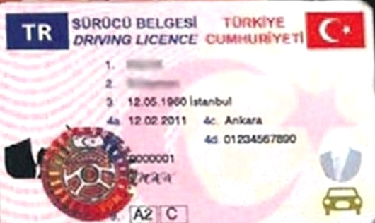 Ehliyetini Değiştirmek İsteyenler 50 TL Ödeyecek
