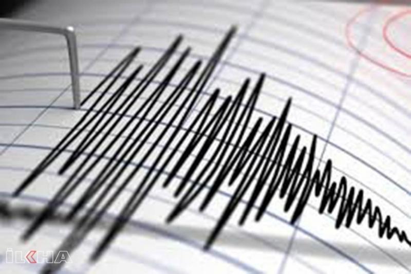 Elazığ'da 5,1 Büyüklüğünde Deprem Oldu