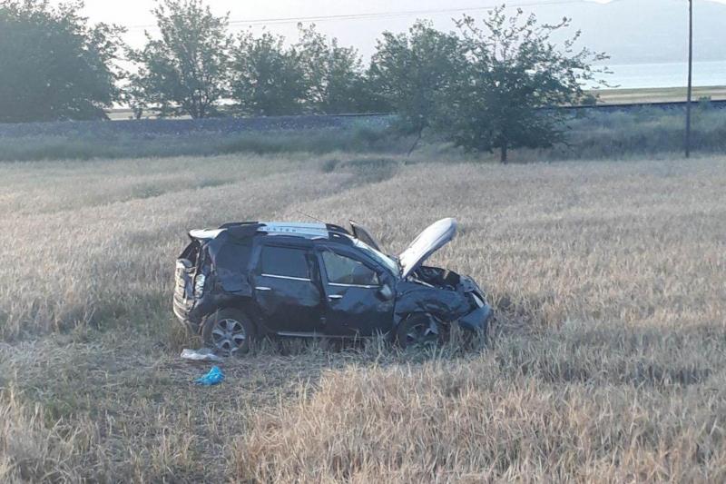 Elazığ'da kaza: Bir ağır yaralı
