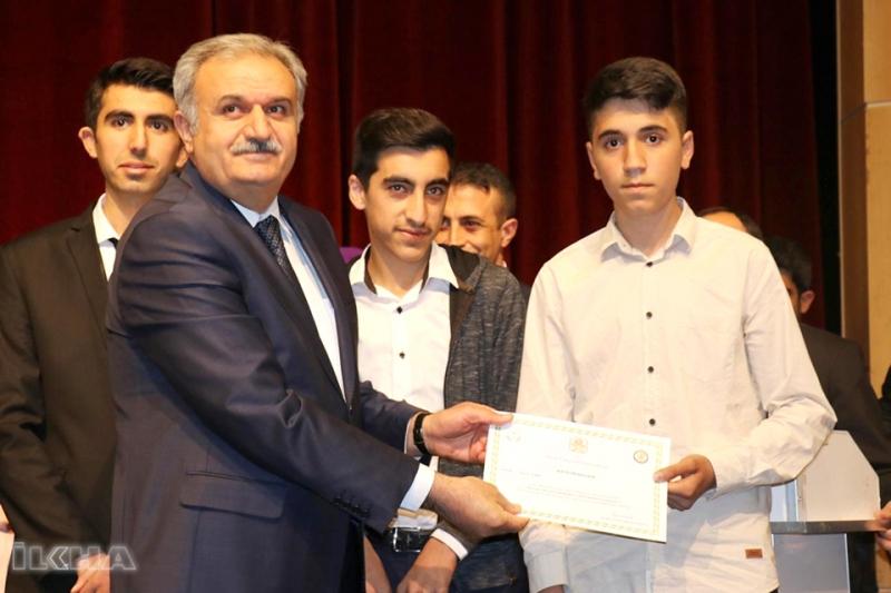 Farabi, Kur'an-ı Kerim Okuma Yarışmasında İl Üçüncüsü