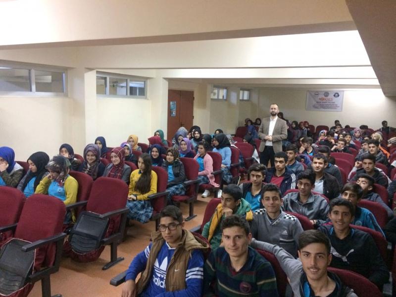 Farabi Sağlık Lisesinde Kudüs Etkinliği