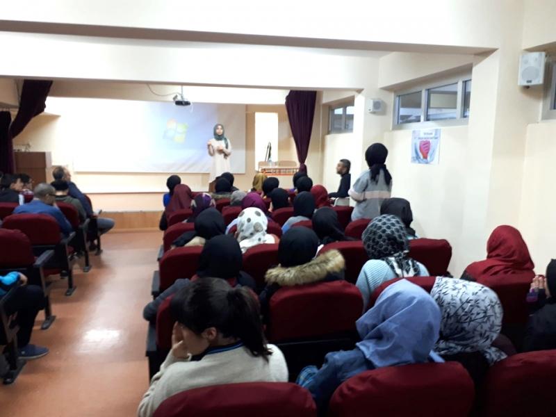 Farabi'de Diyetisyenlik Mesleği Tanıtıldı