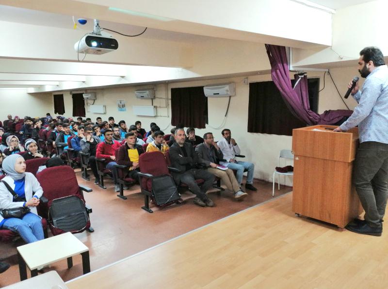 Farabi'de İş Sağlığı ve Güvenliği Eğitimi