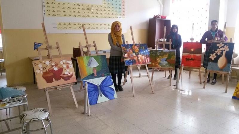 Farabi'de Kültürel ve Sanatsal Etkinlikler