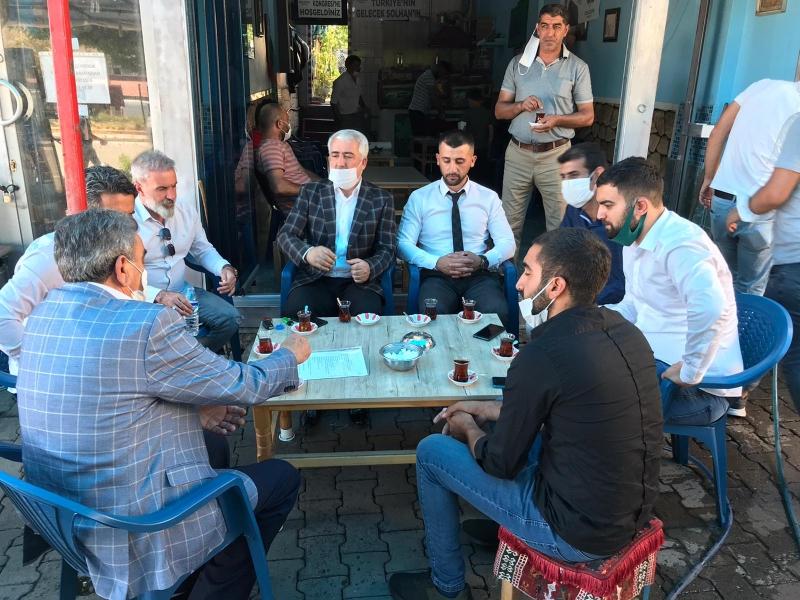 Gelecek Partisi Solhan İlçe Kongresi Yapıldı