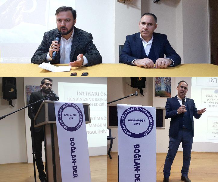 """""""Gençliğin Anlam Arayışı"""" Semineri Düzenlendi"""