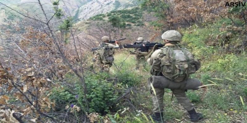 Genç'te 3 PKK'lı Öldürüldü