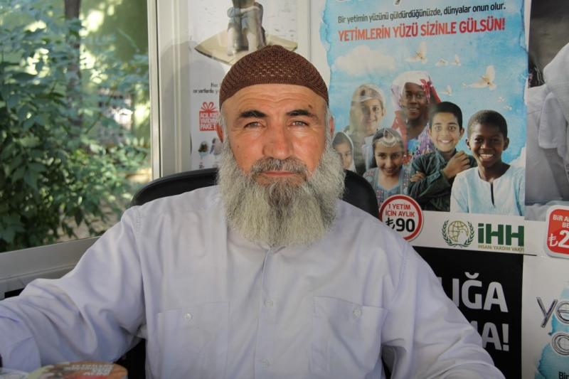 """Gili, """"Gazze'ye Umut Olalım"""""""