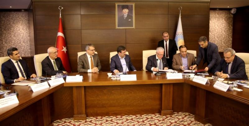 Hacettepe Üniversitesi ile İşbirliği Protokolü