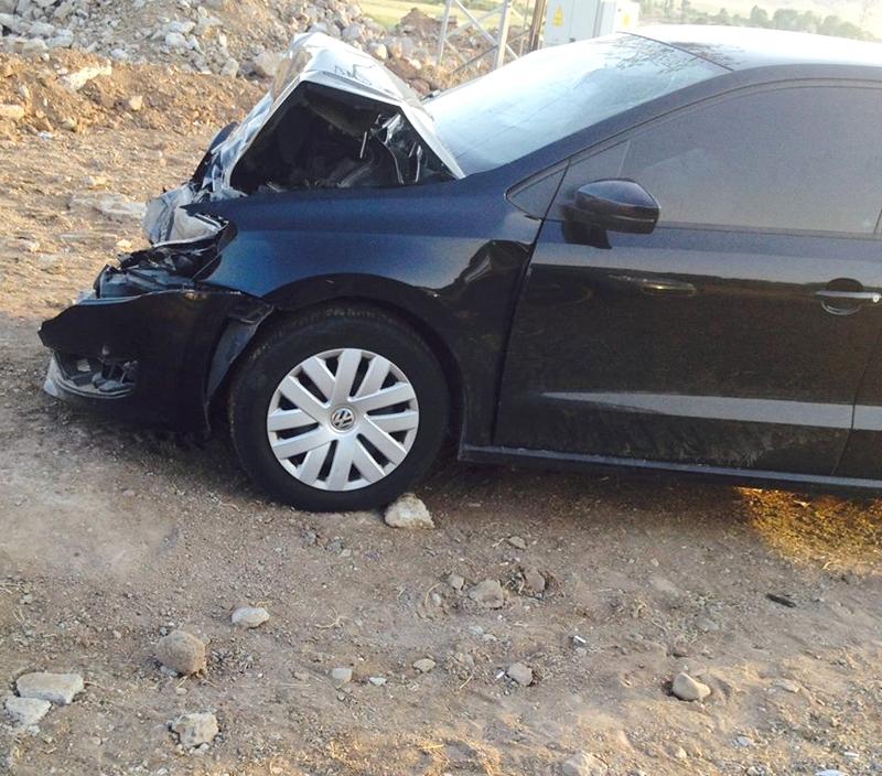 Hasbi Özgün, Trafik Kazasında Hayatını Kaybetti