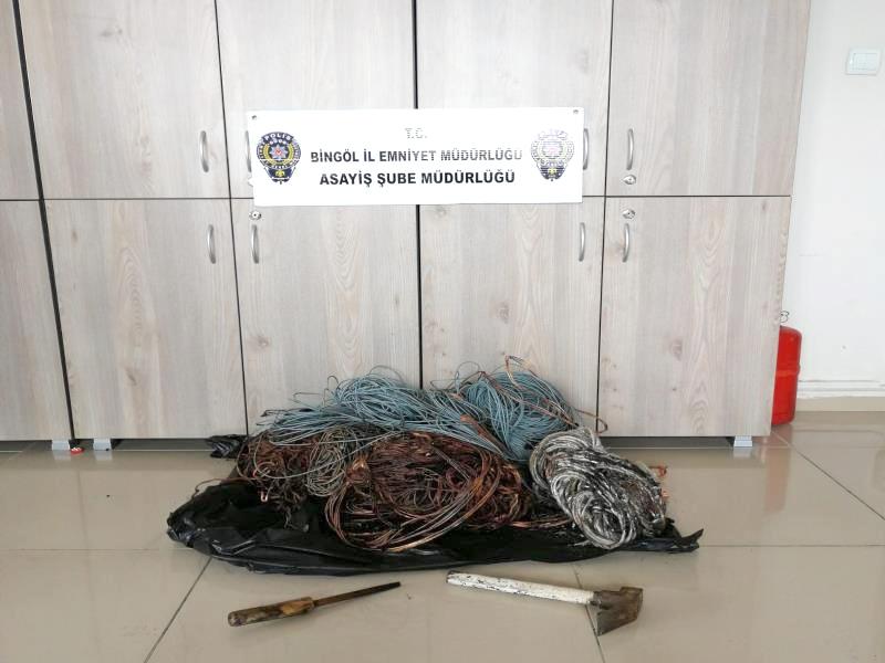 Hırsızlık Operasyonu: 4 Kişi Tutuklandı