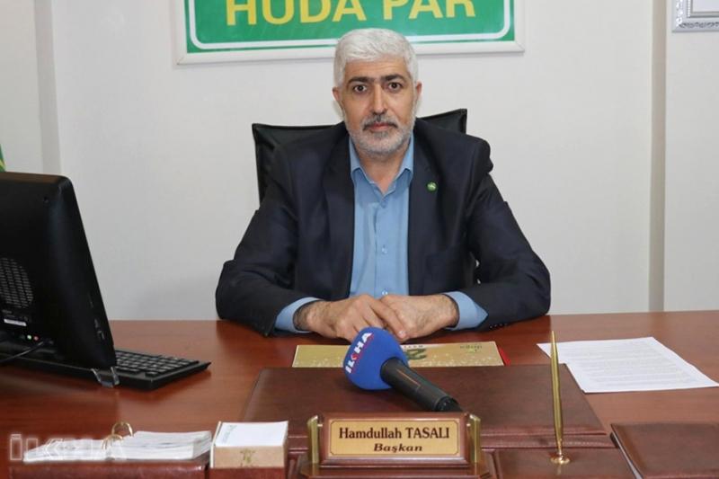 "Hüda Par: ""Bingöl Betonşehir Oldu"""