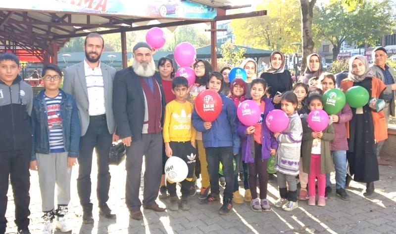 İHH'dan Dünya Çocuk Hakları Günü Etkinliği