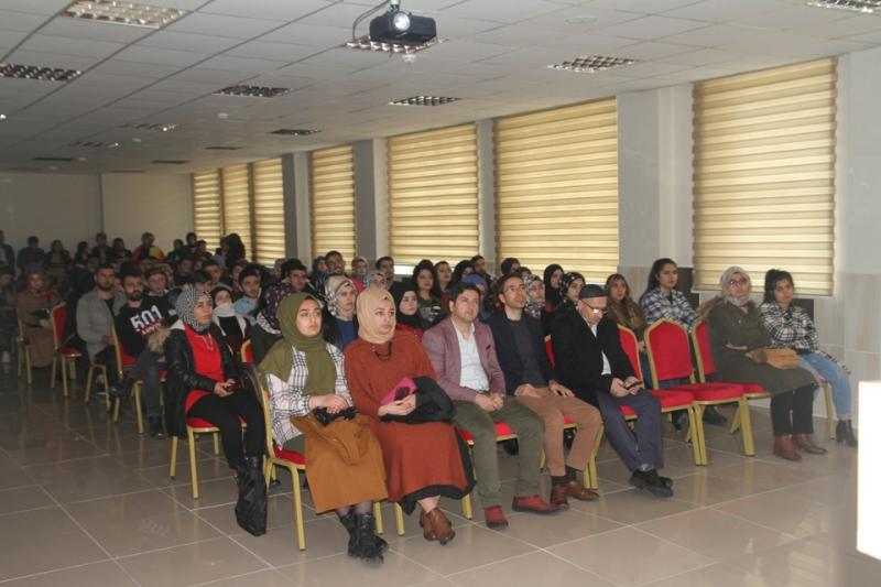 'İlaçsız Sigara Bırakma Yöntemleri' Konferansı