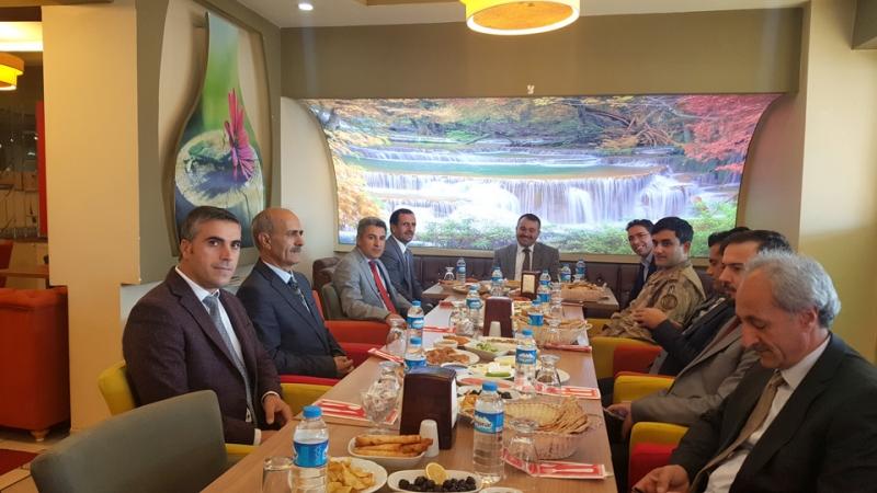 İlçe Koordinasyon Kurulu Toplantısı Yapıldı