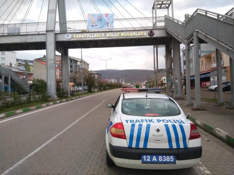 İlçemizde 'Trafik Haftası' Etkinliği Düzenlendi