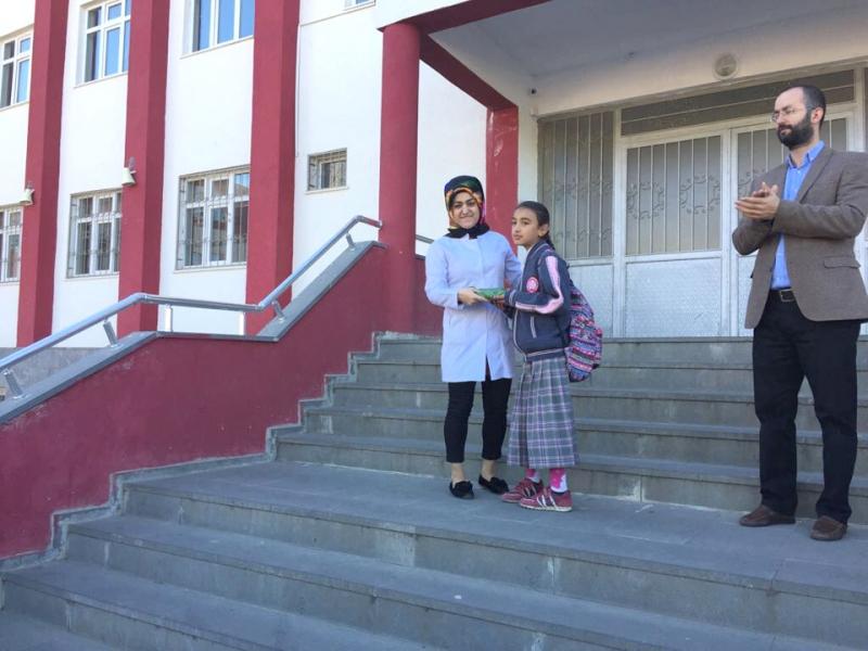 İmam Hatip'ten 15 Temmuz Şehitler Haftası Etkinliği