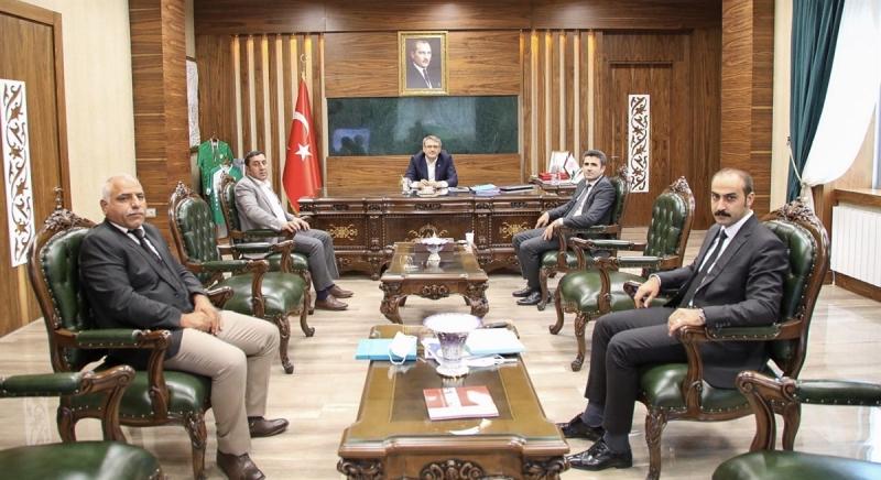 'İŞGEM Yönetim Kurulu Toplantısı' Yapıldı