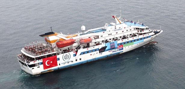 İsrail'e Açılan Mavi Marmara Davaları Düşüyor