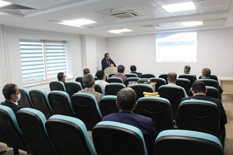 İstihdam ve Mesleki Eğitim Kurulu Toplantısı Yapıldı