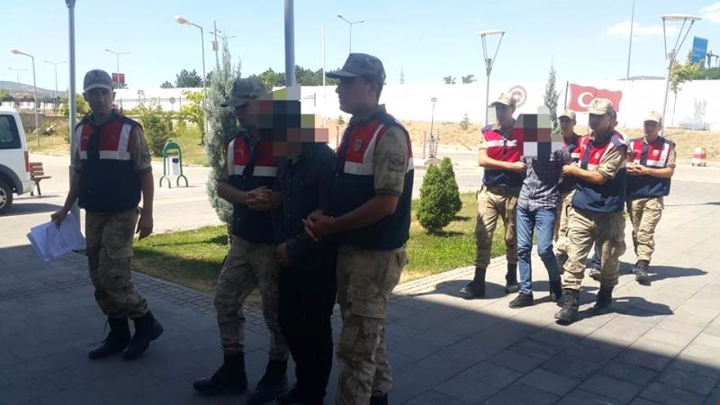 Jandarma Hırsızlara Göz Açtırmadı