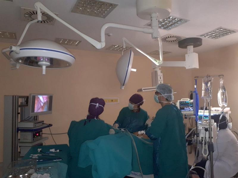 Kadın Hastalıklarında Kapalı Ameliyat Dönemi