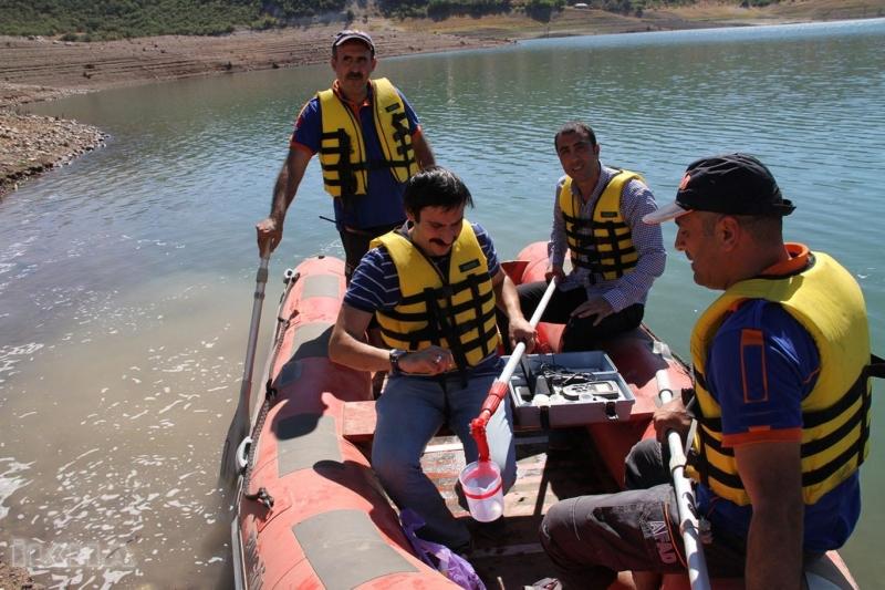 Kafes Balıkçılık için Çalışma Başlatıldı