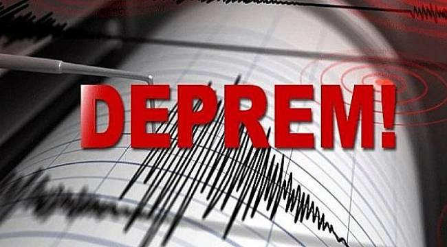karlıova'da meydana gelen depremler korkuttu