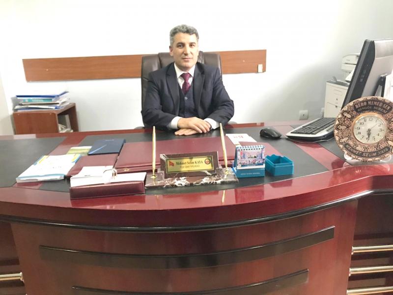 Kaya, Tunceli'ye Müdür Olarak Atandı
