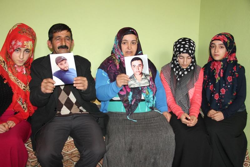 Kaybolan Askerin Ailesi Umutla Bekliyor