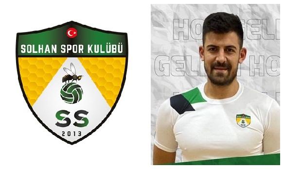 Koray Şahin Solhan Spor'da