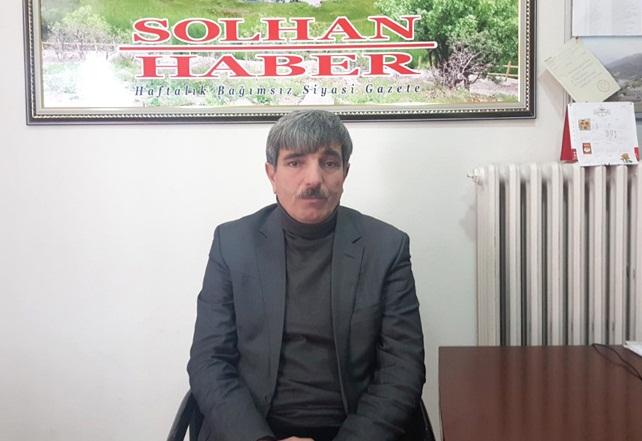 Köse'den Ak Parti İlçe Teşkilatına Sitem