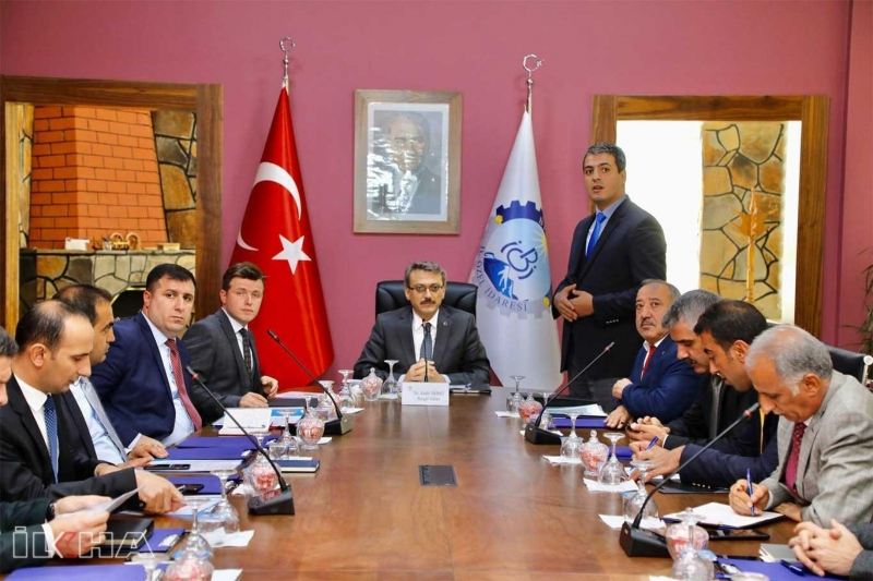 KÖYDES İl Tahsisat Komisyonu Toplantısı
