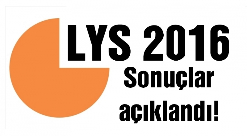 LYS Yerleştirme Sonuçları Açıklandı