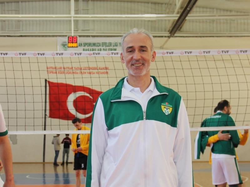 Mehmet Şahin Yeniden Bingöl Solhan Spor'da