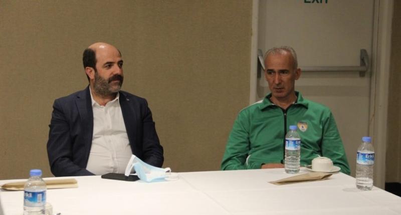 Mehmet Şahin, Yeniden Solhan Spor'da
