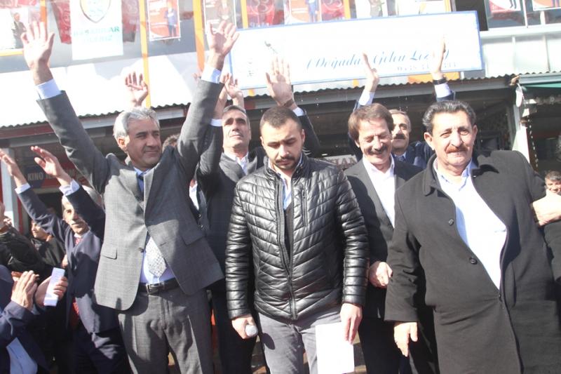 MHP'nin Seçim Koordinasyon Merkezi Açıldı