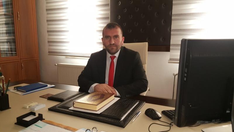 """Müftü Toprak: """"Oruç, Kişiyi Cehennem Ateşinden Korur"""""""