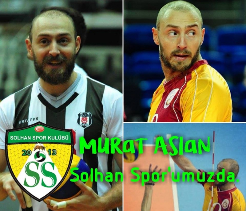 Murat Aslan Solhan Spor'da