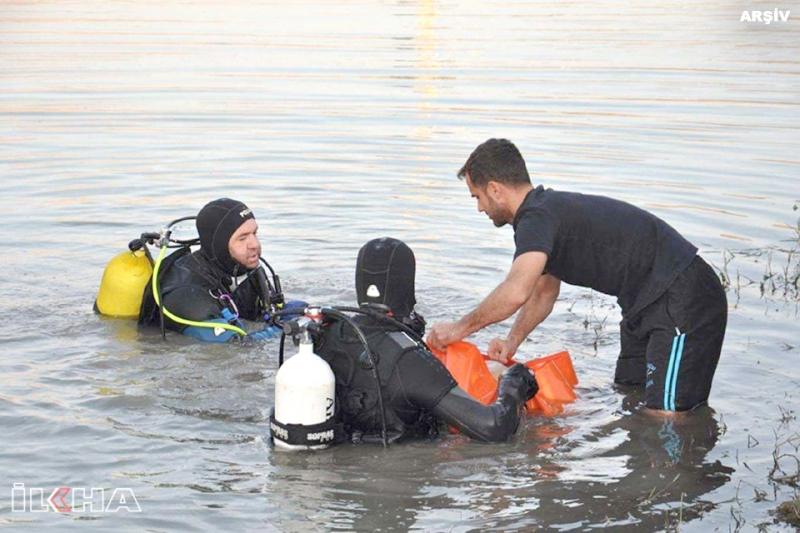 Muş'ta Nehre Giren 3 Öğrenci Boğuldu