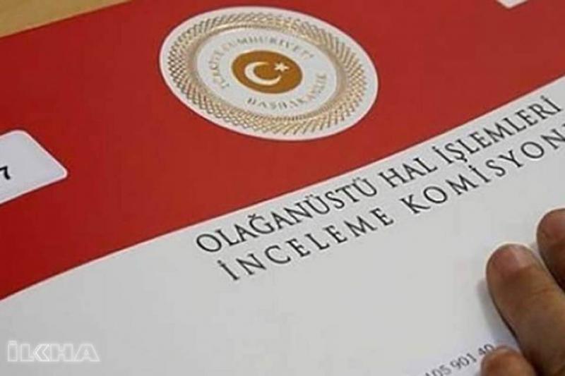 OHAL İnceleme Komisyonundan İhraçlar ile İlgili Açıklama
