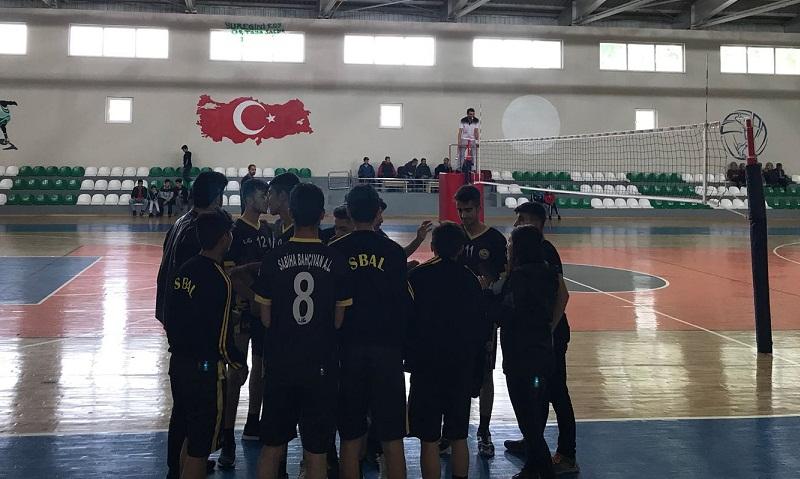 Sabiha Bahçıvan, Farabi'yi 3-0 Yendi